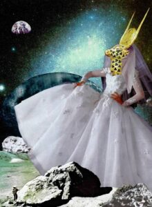 Marianne Connolly collage art